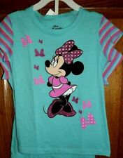 Disney Minnie Mouse Graphics,T Shirt, Top