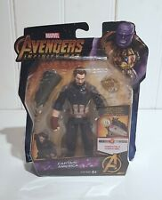 Marvel Avengers Infinity War Captain America Hero Vision With Infinity Stone New