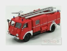 Berliet Jelcz 003 Tanker Truck Fire Engine 1966 Red White EDICOLA 1:72 ED117379