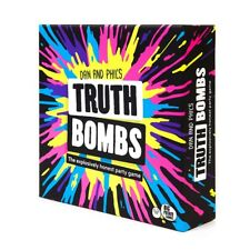 Truth Bombs a Party Game by Dan Phil 43567