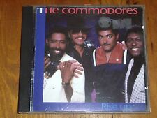 COMMODORES * CD  ' RISE UP ' 1993 AS NEW