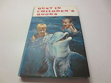 Best in Children's Books vintage hardcover Flipper on the cover 1967
