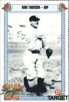 1990 Dodgers Target Baseball Card #1099 Rube Yarrison