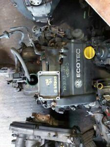 VAUXHALL CORSA D 1.0 2006-2010 1.0 ENGINE PETROL BARE
