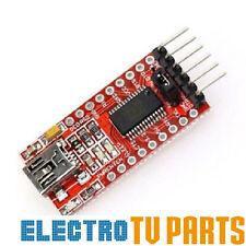 USB to TTL FT232RL FTDI Serial Adapter Converter Module for Arduino Mini 3.3/5V