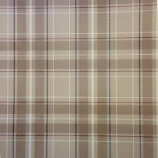 Caledonia Tan Tartan Wallpaper By Fine Decor - FD21222