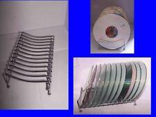 1 x Edelstahl CD Ständer für den Tisch., Tischständer