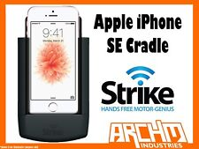 STRIKE ALPHA APPLE IPHONE SE CAR CRADLE - IN-BUILT FAST CHARGER PROTECT HOLD