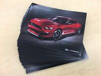 2019 Ford Mustang Shelby GT350 Coffee Table Book RARE DEALER ONLY NEW