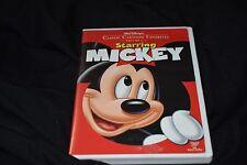 Classic Cartoon Favorites, Vol. 1 - Starring Mickey Walt Disney Mickey Mouse DVD