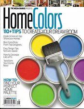Home Colors magazine Top designer picks Pro decoration Makeover masters Atlanta