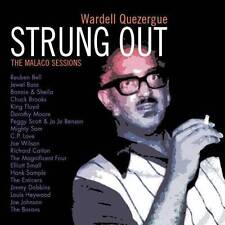 WARDELL QUEZERGUE STRUNG OUT Various NEW & SEALED SOUTHERN SOUL CD (GRAPEVINE)