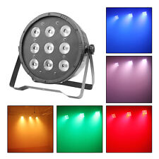 LED Par Light Dance Floor Up Lighting RGBW DMX512 Color Mixing Wash Stage light