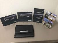 2008 Hyundai Santa Fe Genuine OEM Owner's Manual Set w/Case--Free Shipping!