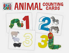 USED (GD) The World of Eric Carle(TM) Animal Counting Cards by Eric Carle