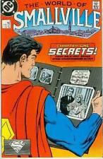 World of Smallville # 1 (of 4) (USA, 1988)