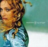 "MADONNA "" ray of light  ""  CD"