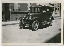 PHOTO ANCIENNE - VOITURE TACOT AUTO PEUGEOT - OLD CAR - Vintage Snapshot
