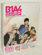 B1A4 SUPER HITS Taiwan Ltd CD+DVD+Cards (Let's Fly ,It B1A4 ,The Ignition)