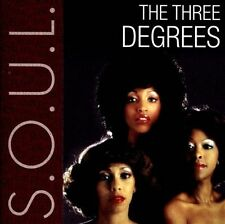 The Three Degrees - S.O.U.L. -  New Factory Sealed CD