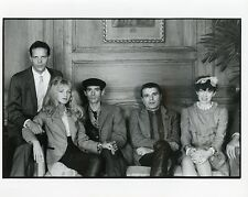 ARIELLE DOMBASLE PIERRE CLEMENTI PASCAL GREGGORY CHASSE CROISE PHOTO ANCIENNE