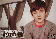 "GREYSON CHANCE ""HOLD ON TIL THE NIGHT"" PROMO POSTER FROM ASIA -YouTube Sensation"