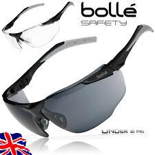 Gafas de Protección Bollé seguridad Universal vidrio Incoloro/ahumado con Cordón ahumados