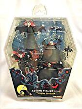 Disney Tim Burton Nightmare Christmas Series 1 4-Pack Vampire Brothers Figures