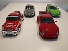 PORSCHE 911 1/18 COLECCION GT SPIRIT  / SOLIDO