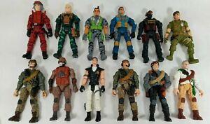 Lanard Military Action Figure Lot of 12