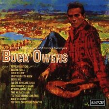 Buck Owens - Buck Owens [New CD]