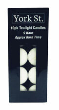 Unscented Decorative Candles