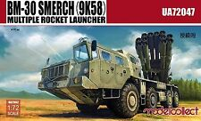 Modelcollect 1/72nd Scale BM-30 Smerch (9K58) Rocket Launcher Kit No. 72047