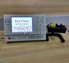 WeiShi NO. 3000 Watch Timing Tester Machine Multifunction Timegrapher w/ Adapter