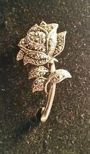 Pin. Stunning! 925 Martensite Rose