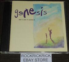 GENESIS - WE CAN'T DANCE -12 TRACK CD- (GEN CD3)