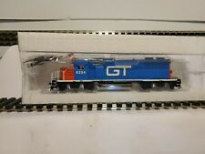 ATHEARN RTR HO SCALE #93518 SD38 GRAND TRUNK WESTERN #6254