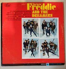 Freddie & Dreamers Fun Lovin' Freddie '65 Vinyl Lp Promo copy Mercury Mg 21061