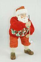 Kurt Adler KSA Fabriche Santa Golf Knickers Christmas Collectible