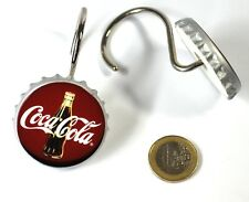 Coca Cola Coke USA Duschvorhanghaken Duschvorhang Haken Shower Curtain Hook