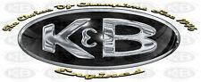 Chrome K&B Engine Graphics