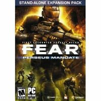 F.E.A.R Perseus Mandate   Brand New in Box    PC Shooter  FEAR