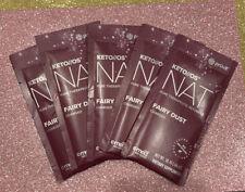 Keto OS NAT Fairy Dust 5 Packets Charged Caffeine Ketones Pruvit FLASH SALE