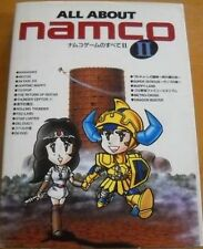 All about Namco Game (2) Namco videogame fan art collection book / NES