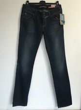 Zara Distressed Mid Rise Jeans for Women