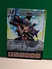 Dice Masters Promo Rocket and Groot - Rocket Racccoon