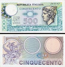 ITALIA - Italy 500 lire Mercurio 1976 FDS UNC