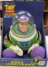 TOY STORY AND BEYOND! BUZZ LIGHTYEAR PLUSH LOST EPISODES DISNEY PIXAR