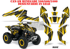 AMR Racing DECORO KIT ATV CAN-AM Renegade, ds250, ds450, ds650 Nuke GRAPHIC KIT B