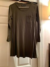 Women's Abercrombie and fitch Long Sleeve Shirt dress